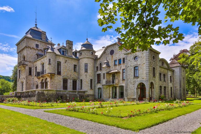 Gîte du château de Lassus (2 épis)