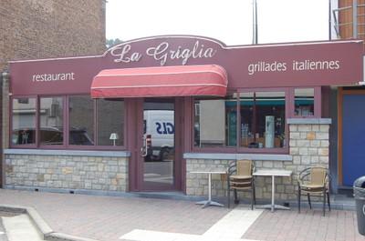 La Griglia (Pizza/Grill)